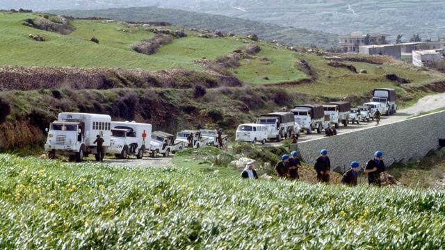 'Libanonveteranen willen schadevergoeding van Defensie'