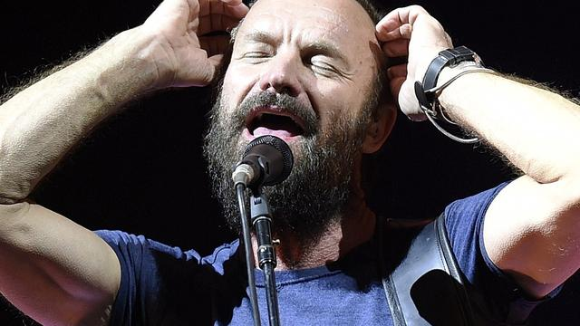 Sting ontvangt BMI Icon Award voor bijdrage aan muziekindustrie