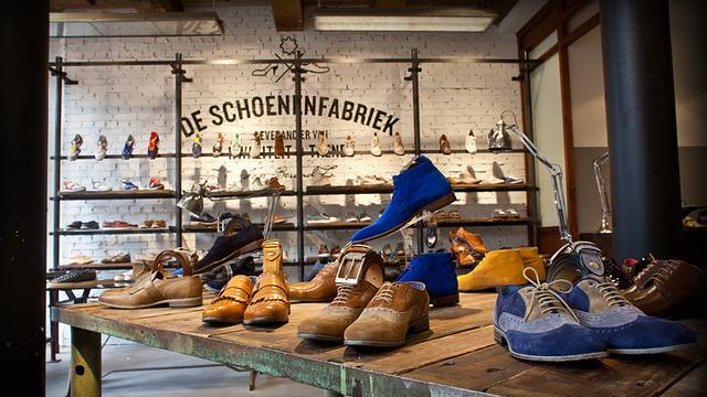 Groningse schoenenwinkel De Schoenenfabriek is failliet