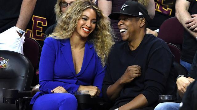 'Tweeling van Beyoncé en Jay-Z is thuis'