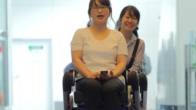 Japans vliegveld krijgt zelfrijdende rolstoelen