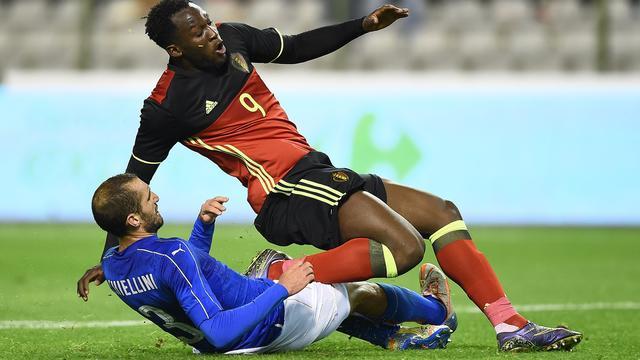 Lukaku ziet groepsgenoten België en Italië als favorieten voor EK-zege