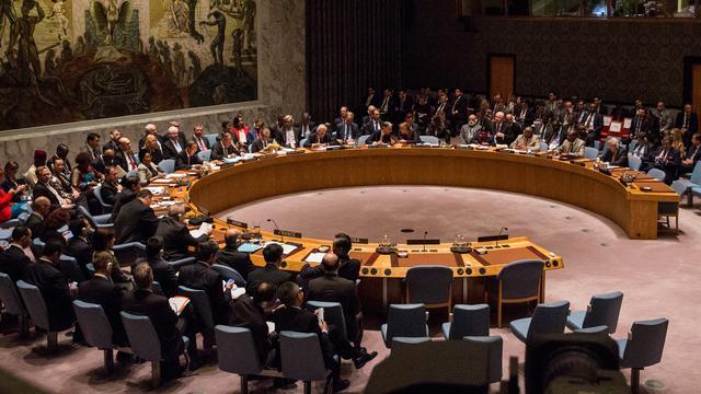 Veiligheidsraad komt niet tot verklaring over Turkije door Egypte