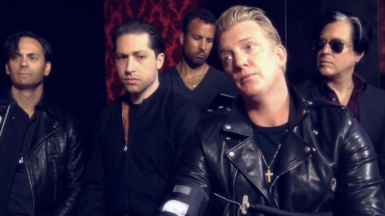Rockband Queens of the Stone Age ondergaat 'leugendetectortest'