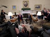 Experts over winst Trump