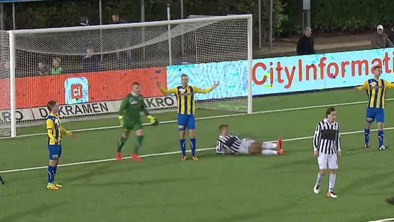 Samenvatting Achilles '29-FC Oss (1-2)