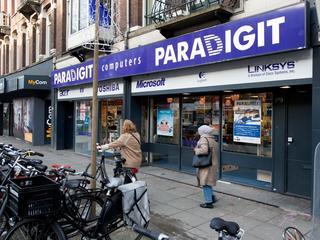 'Aanhoudende malaise ging aan Paradigit niet voorbij'