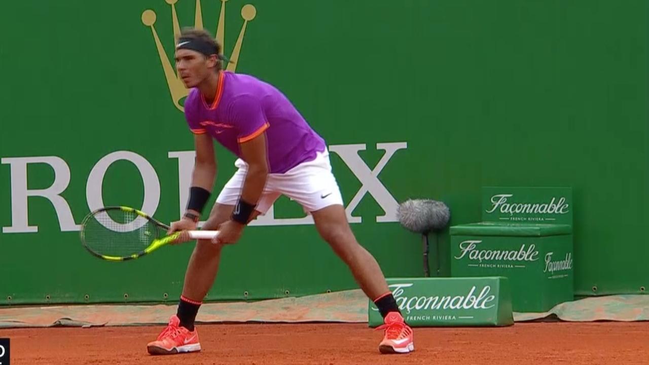Nadal levert unieke prestatie met tiende eindzege in Monte Carlo