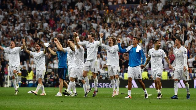 Real Madrid blijft meest waardevolle voetbalclub ter wereld