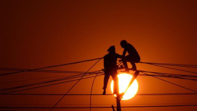 De infrastructuur dient gebundeld te worden met 380 kV's