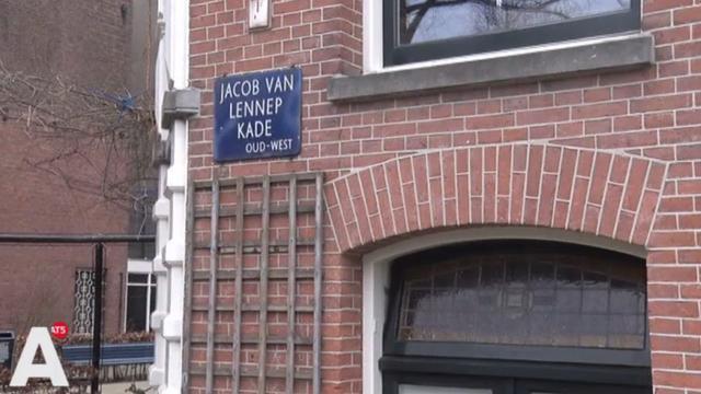 Van Lennepbuurt in Amsterdam dichtstbevolkte buurt van Nederland