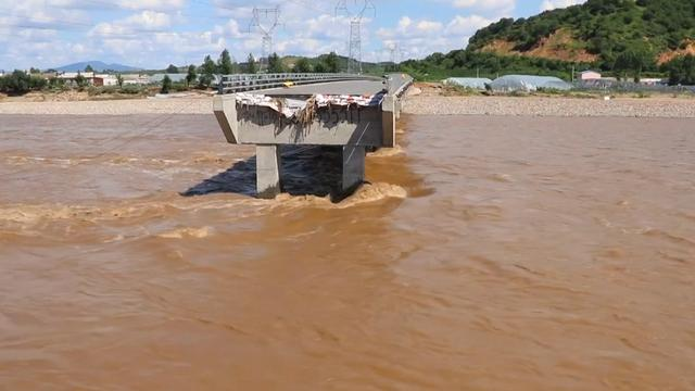 Noordoosten China kampt met overstromingen door regen