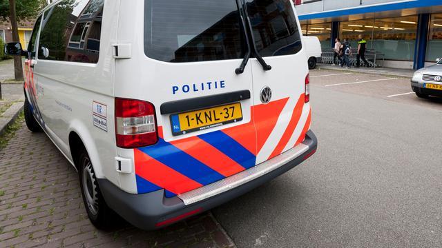 Snackbar Jan van Galenstraat overvallen