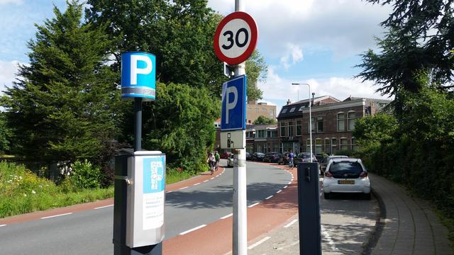 Centrum krijgt nieuwe parkeerautomaten