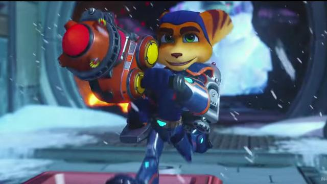 Ratchet & Clank op 20 april naar PS4