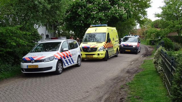 Man loopt brandwonden op bij ongediertebestrijding in Etten-Leur