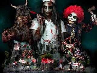 Met 50 procent kortig naar Halloween in Bobbejaanland