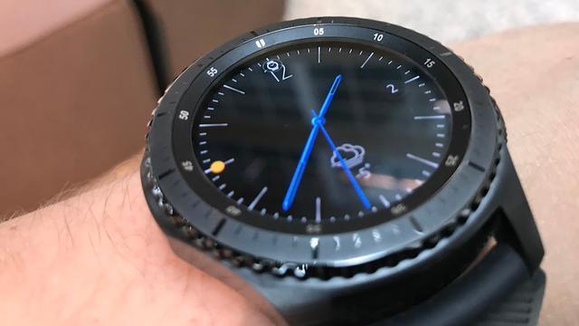 Review: Gear S3 biedt kleine verbeteringen voor al prima smartwatch