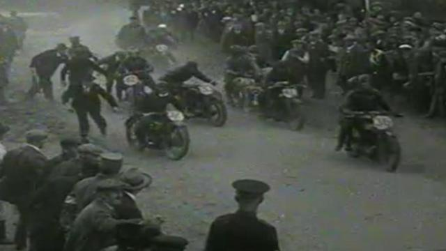 1925: Eerste TT Assen