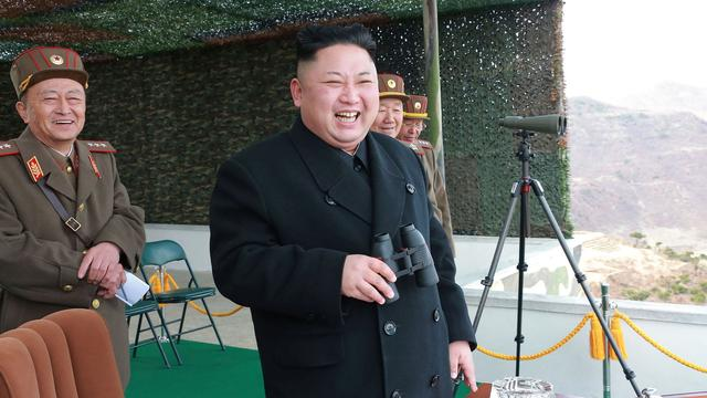 Noord-Korea vuurt opnieuw ballistische raket af