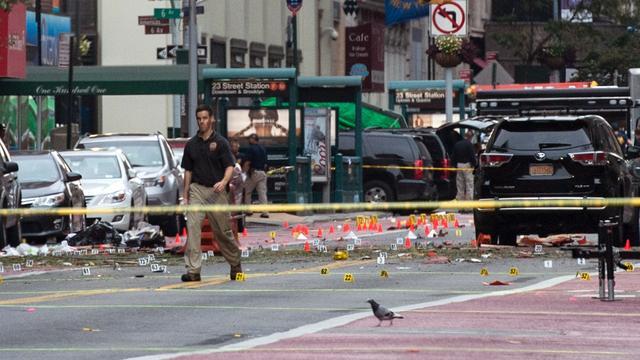 'Vader verdachte aanslag New York noemde zoon terrorist'