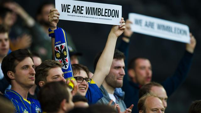 Fault in Our Stars-schrijver maakt film over voetbalclub AFC Wimbledon
