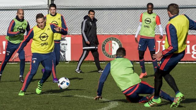 Feyenoord krijgt nieuwe trainingsaccommodatie