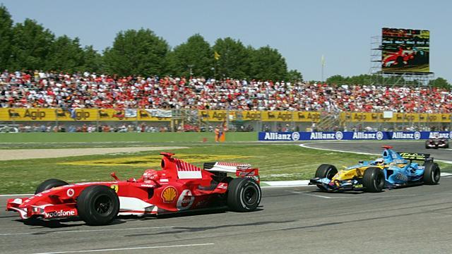 Imola in 2017 mogelijk terug op Formule 1-kalender