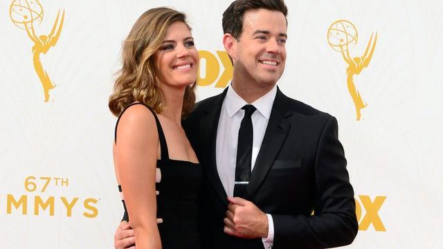 Carson Daly getrouwd met Siri Pinter