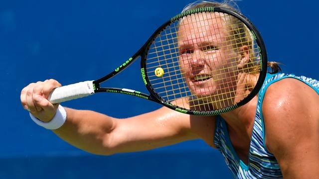 Bertens bereikt halve eindstrijd bij WTA-toernooi van Luxemburg