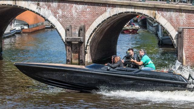 Amsterdam verdient 3 miljoen euro aan The Hitman's Bodyguard
