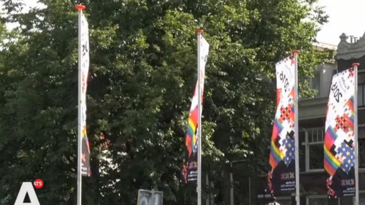 Koning niet aanwezig Canal Pride