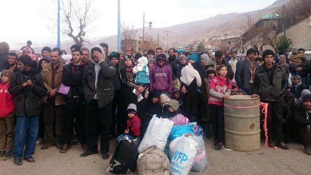 VN gaat voedseldroppings uitvoeren in Syrië