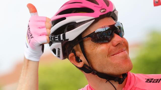 Kruijswijk en Dumoulin te spreken over parcours jubileumeditie Giro