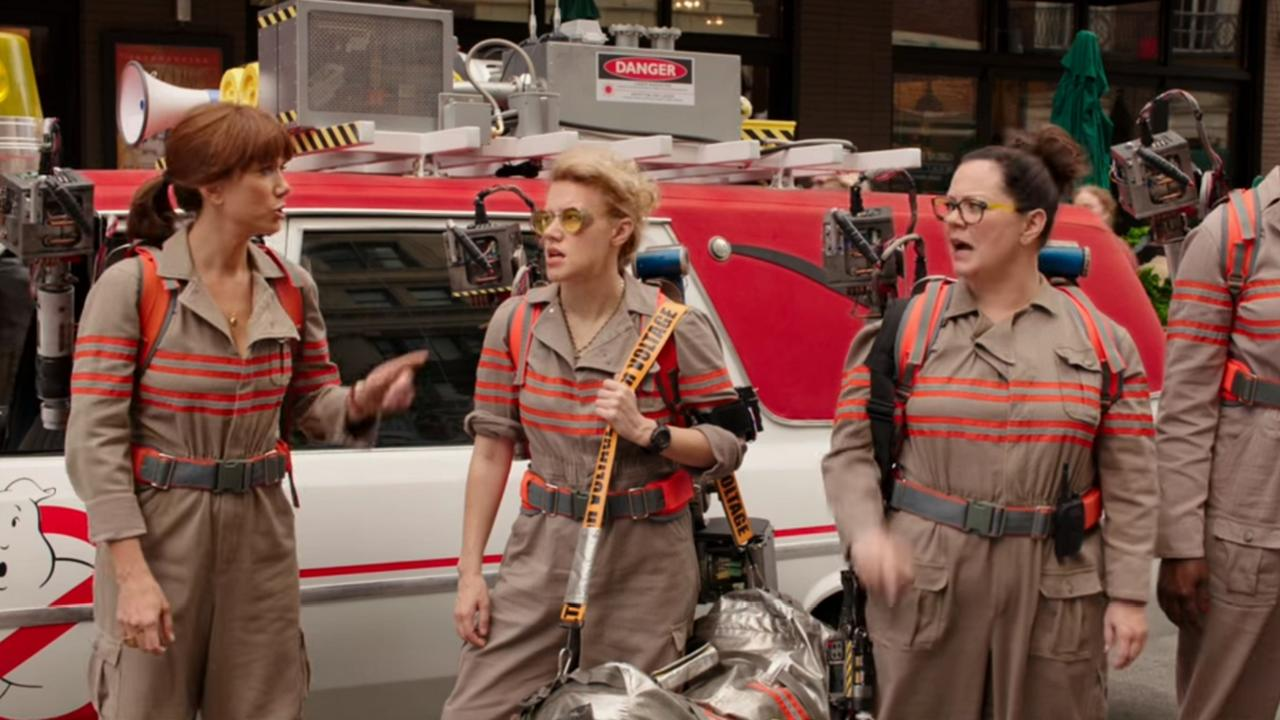 Ghostbusters - trailer