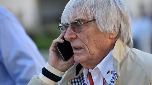 Ecclestone haalt uit naar klagende Formule 1-coureurs