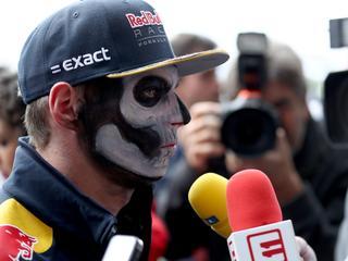 Red Bull-coureur wil voorkomen dat hij arrogant overkomt