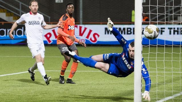 Bekijk de samenvatting van FC Volendam-Sparta Rotterdam
