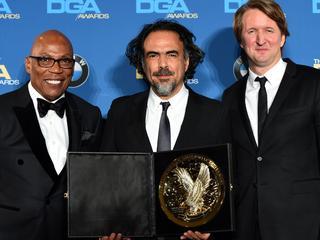 Vorig jaar won hij de prijs voor de film Birdman