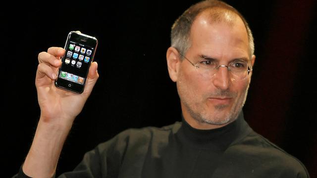 Amerikaan claimt iPhone te hebben uitgevonden