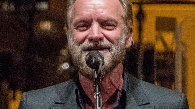 Sting samen met Peter Gabriel op tournee in VS en Canada