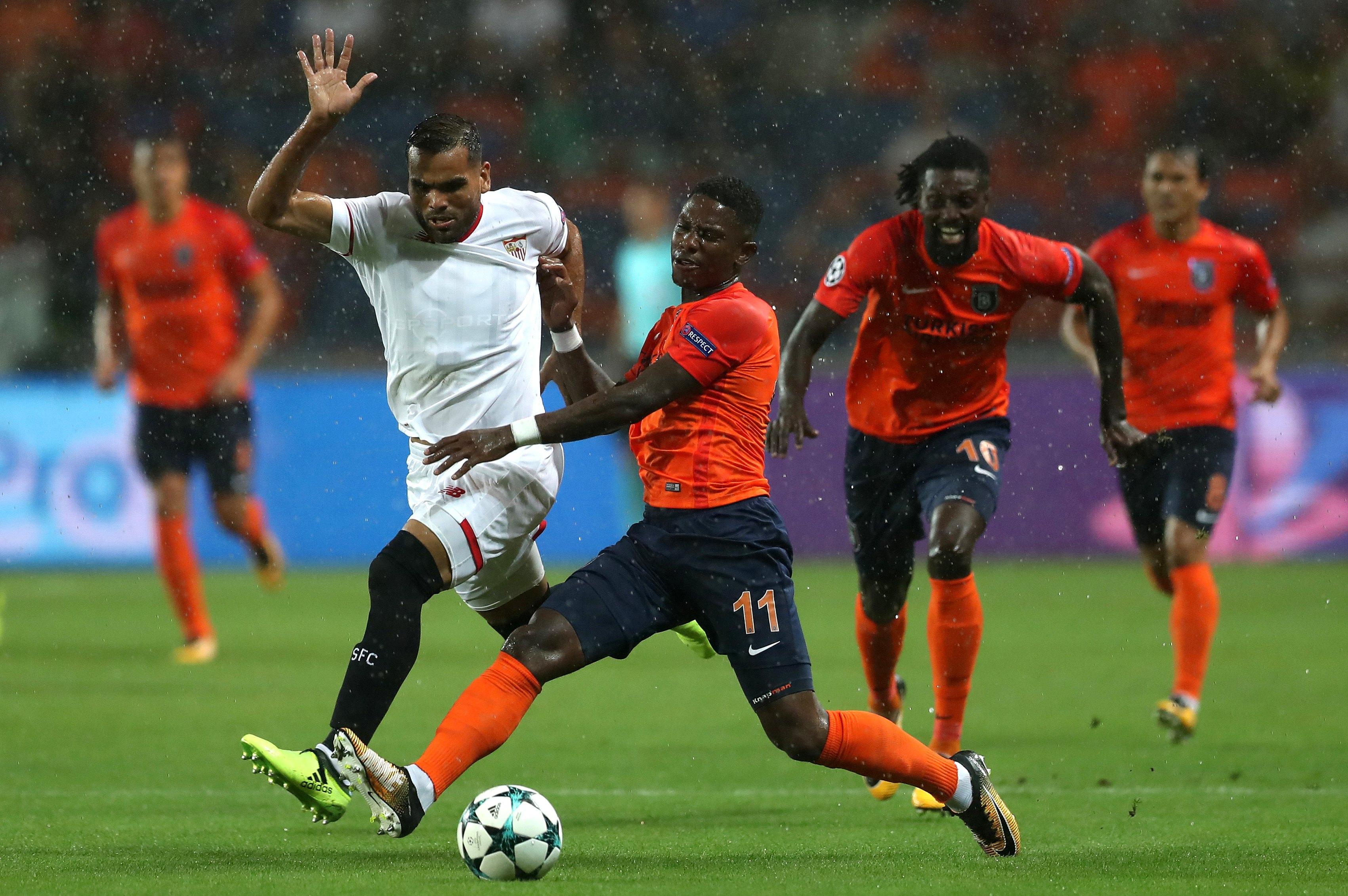 Basaksehir verliest in CL ondanks goal Elia, Napoli wint van Nice
