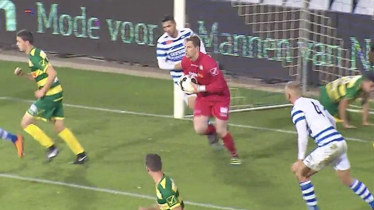 Samenvatting De Graafschap-Fortuna Sittard (5-0)