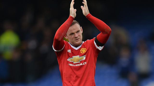 Manchester United organiseert 'erewedstrijd' voor Rooney