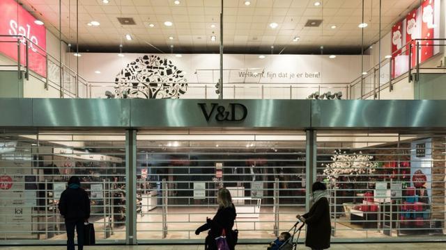 'Schade leveranciers V&D bedraagt 5 tot 10 miljoen euro'