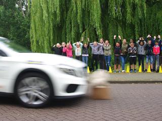 Campagne moet verkeersdeelnemers alerter maken op veiligheid