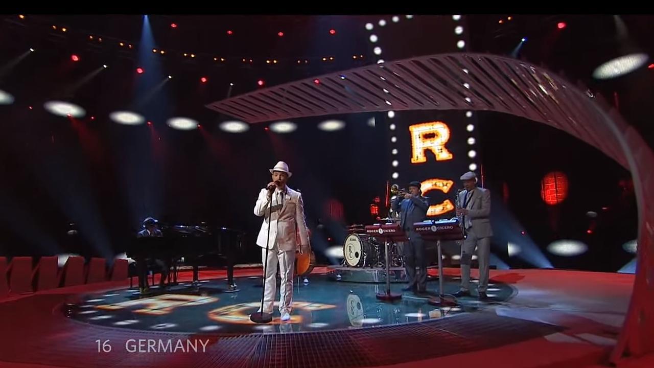 Inzending Roger Cicero Eurovisie Songfestival 2007