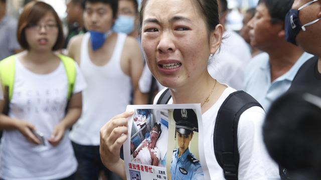 Tientallen celstraffen voor betrokkenheid explosies Tianjin
