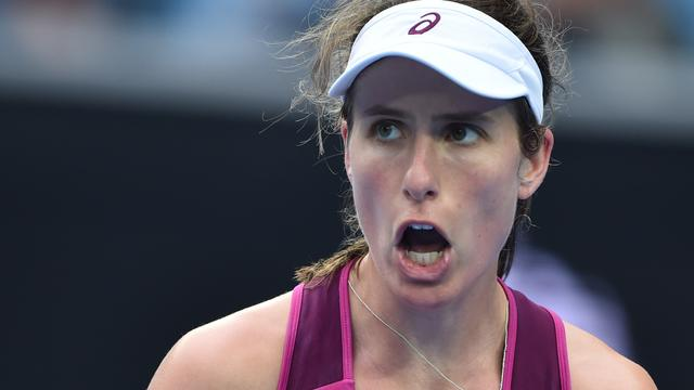 Konta verrast Venus Williams in Stanford