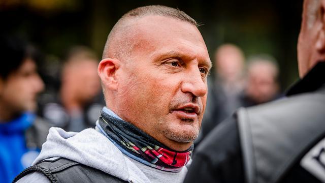 Voormalig leider No Surrender heeft zich nog niet bij politie gemeld